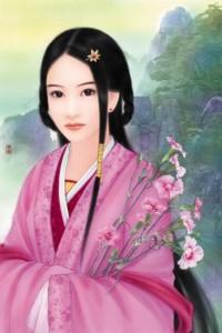 Les visages d'une femme chinoise dans Les visages d'une femme chinoise 60711195707472-200x300
